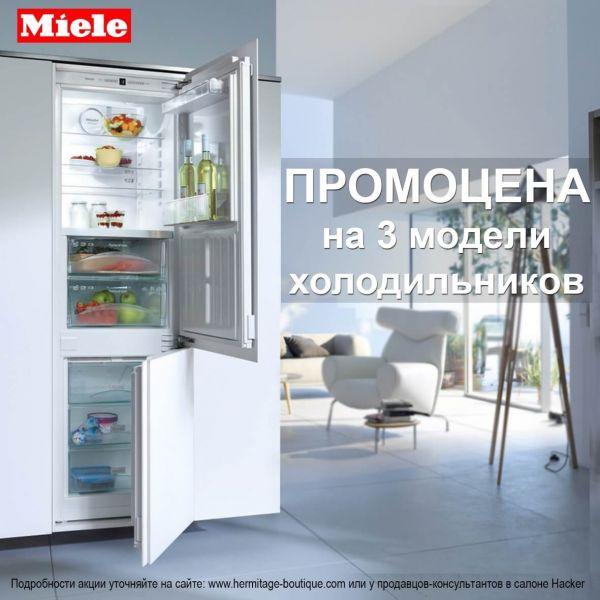 Три модели холодильников по специальной цене