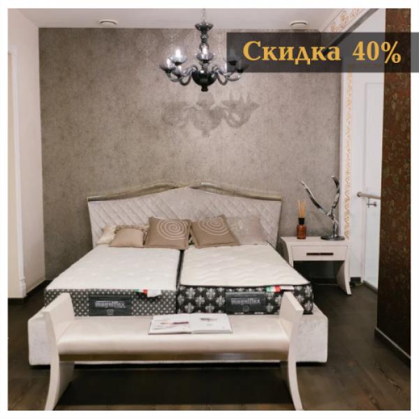 Кровать Valentino от Cantori со скидкой 40%