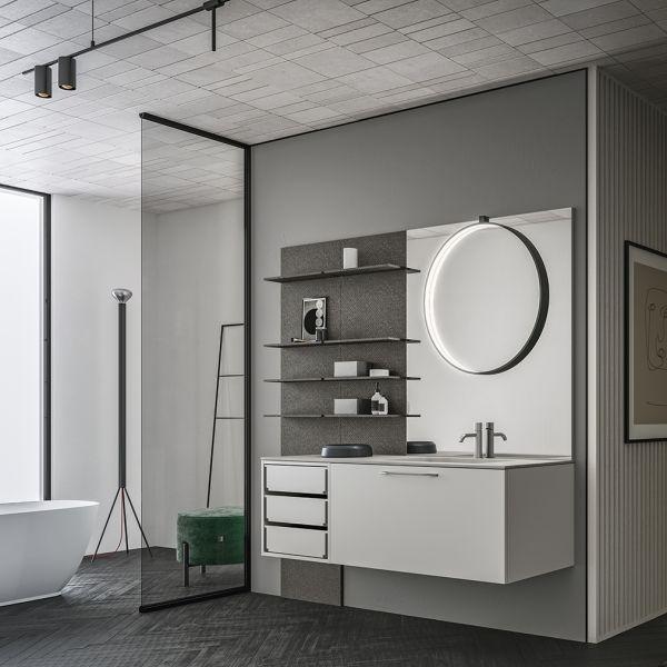 Мебель для ванной CartaBianca
