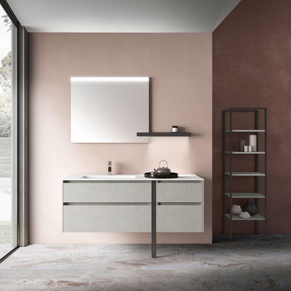 Мебель для ванной Segno