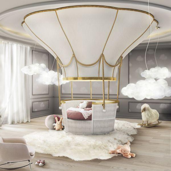 Кровать FANTASY AIR BALLOON