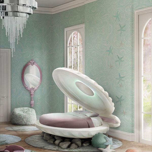 Кровать Little mermaid