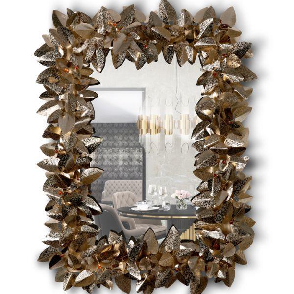 Зеркало MCQUEEN Rectangular