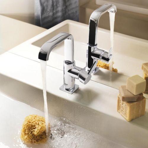 Коллекция смесителей для ванной и кухни Allure