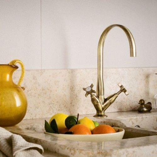 Коллекция смесителей для ванной и кухни CARLOS PRIMERO