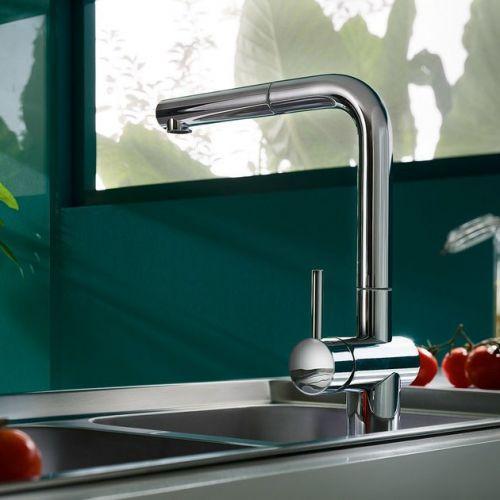 Коллекция смесителей для ванной и кухни Live