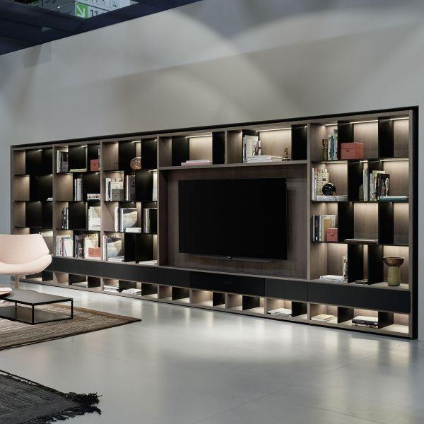 Библиотека Vita с ТВ-зоной