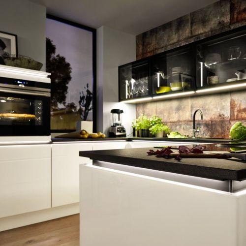 Кухня Glas Tec Plus
