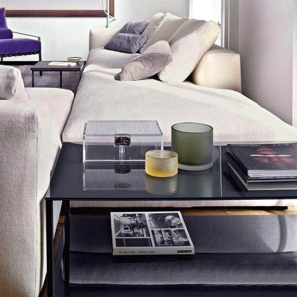 Журнальный столик Isola, дизайнер Gordon Guillaumier