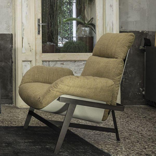 Кресло, дизайнер Мауро Липарини (Mauro Lipparini)