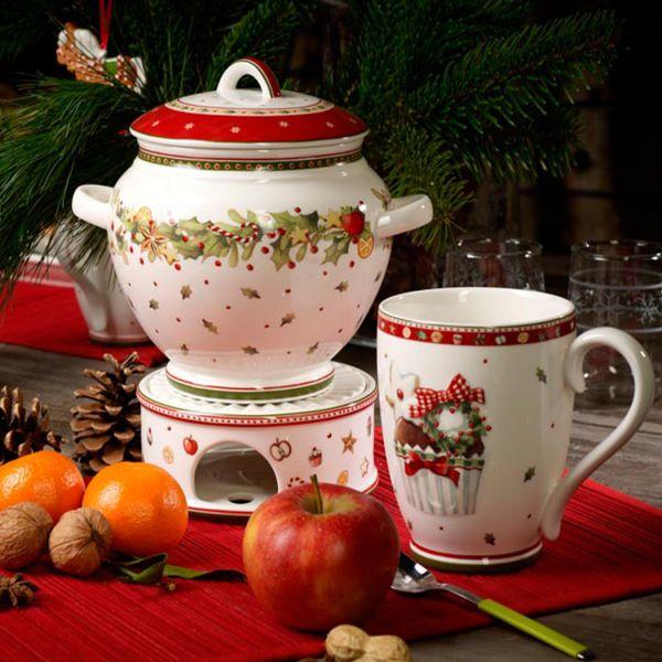 Рождественская коллекция Villeroy&Boch