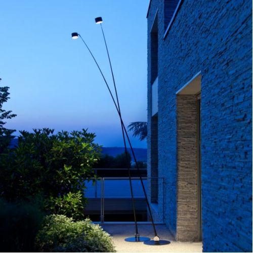 Лампа Davide Groppi Sampei. Разработано Davide Groppi - Enzo Calabrese, 2011.
